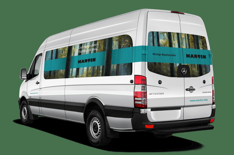 Werbung | Corporate Design MARTIN Maschinenbau – ZWEIPRO Werbeagentur