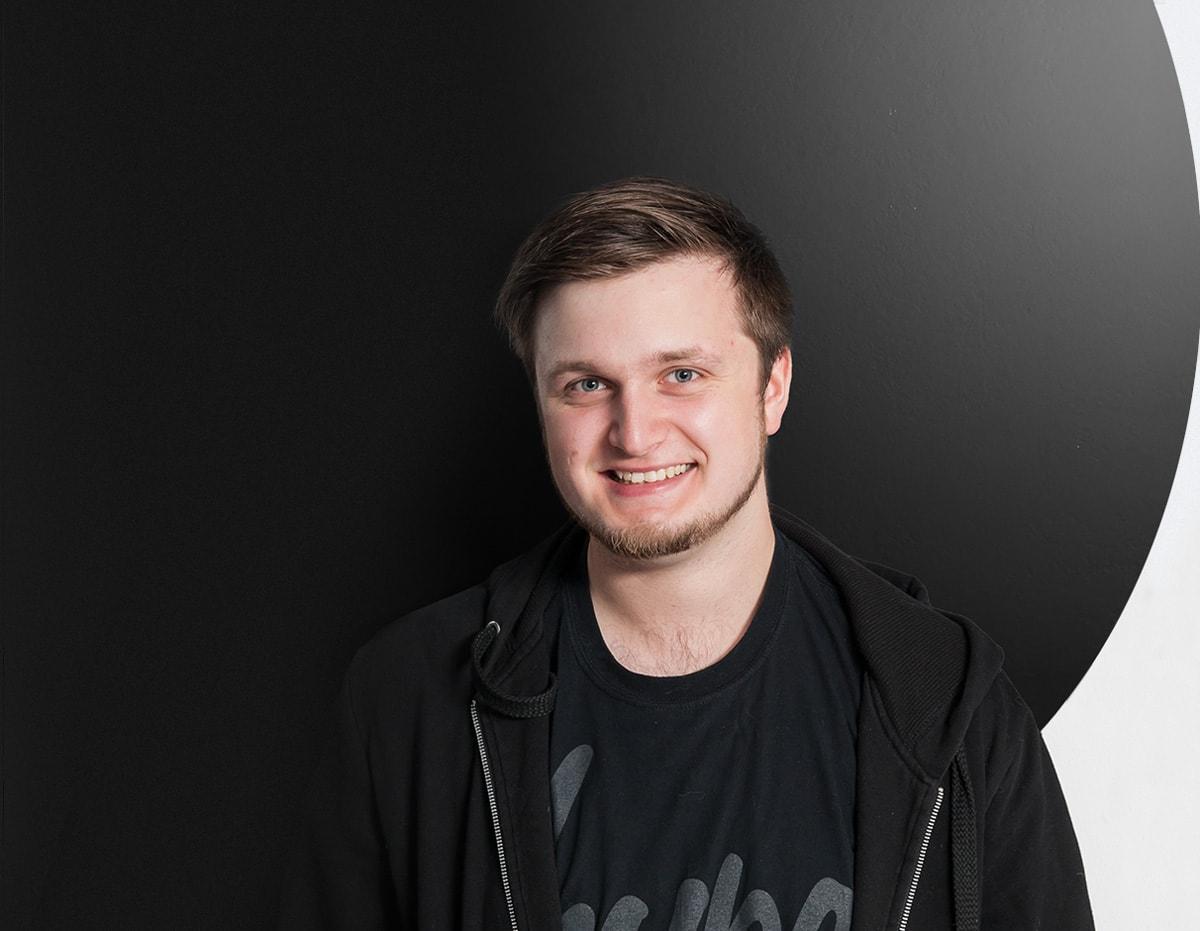 """Alexander Borunski - Webentwicklung"""