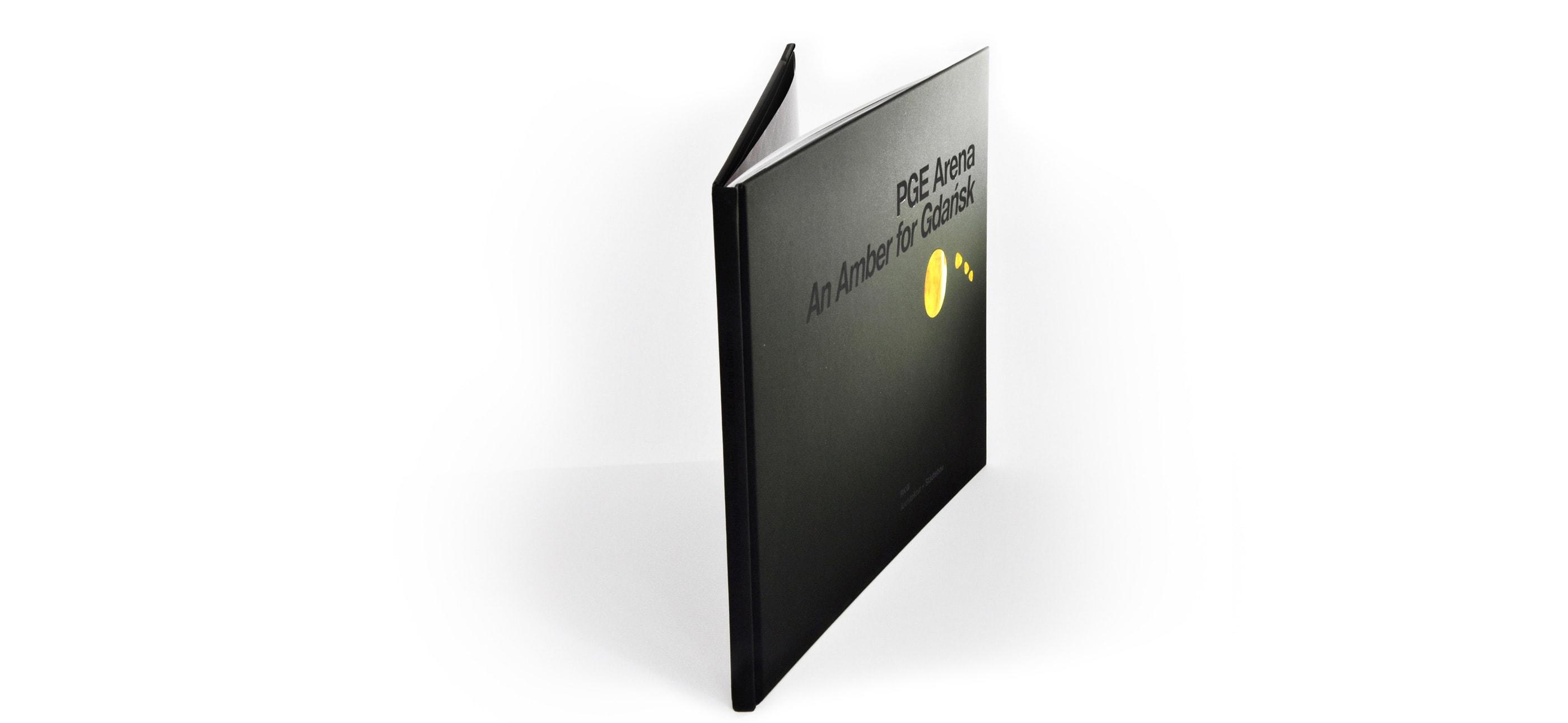 Layout | Gestaltung der Publikation Danzig Arena – ZWEIPRO Kreativagentur für Printmedien