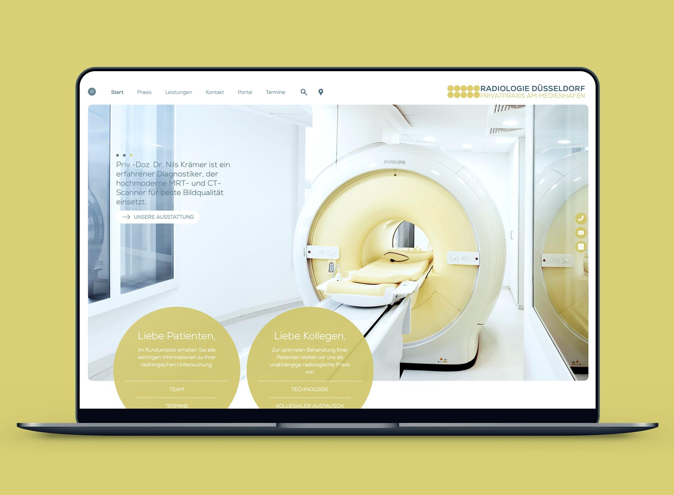 zur Website der Radiologie Düsseldorf